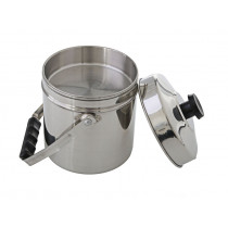 Kiwi Camping Stainless Steel Billy 3L