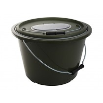 ManTackle Portable Live Bait Bucket 40 x 26cm
