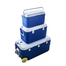 3-piece Chilly Bin Package 20L-40L-100L with Wheels