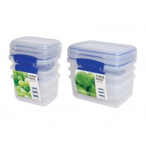 Sistema KLIP IT Sealed Container 3-Pack Large