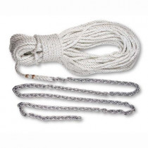 Lewmar Horizon Anchor Rode 5ft Chain with 100ft Line
