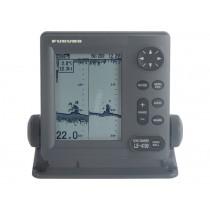 Furuno LS-4100 5'' Dual Frequency Fishfinder with Airmar B45T Thru-Hull Transducer
