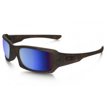 Oakley Fives Squared PRIZM Deep Water Polarised Sunglasses