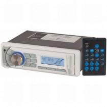Marine AM/FM/MP3 Stereo Head Unit with Remote
