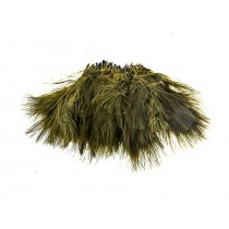Wapsi Marabou Blood Quill Feather