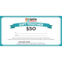 $50 eVoucher