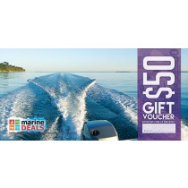 Marine Deals $50 Gift Voucher with Sleeve - Wake
