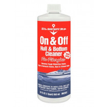 MaryKate On-Off Hull and Bottom Cleaner for Fibreglass Hulls