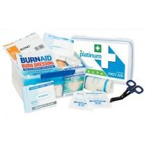 Platinum Marine Coastal First Aid Kit Plastic Case 96pc