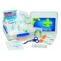 Platinum Offshore First Aid Kit Plastic Case 136pc