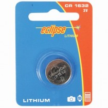 Eclipse CR1632 Lithium Button Cell Battery