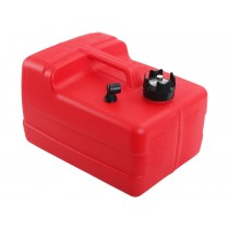 Outboard Fuel Tank and Gauge 12L