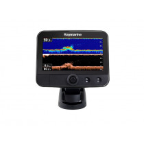 Raymarine Dragonfly 7 Fishfinder/Chartplotter with DownVision with CPT60 Transducer