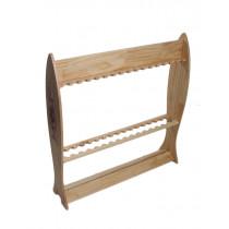 Sea Harvester Wooden Rod Rack