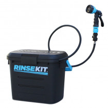 RinseKit Pressurised Portable Hose and Shower