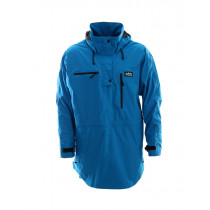 Ridgeline Mens Deluge Anorak Jacket Blue 2XL