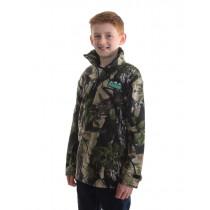Ridgeline Kids Nippers Jacket Buffalo Camo