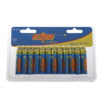 Eclipse AAA Alkaline Batteries 24-Pack