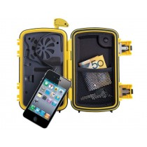 GME SoundSafe Plus Waterproof Smartphone Case with Interface Dongle