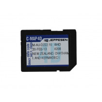 C-MAP 4D MAX+ SD/MSD Chart Card New Zealand