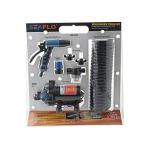 Seaflo 3 Chamber Washdown Kit 11LPM 12v