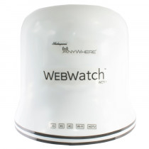Shakespeare Marine WebWatch WCT-1 WiFi/Cellular/TV Antenna