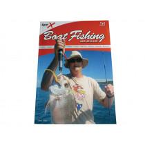Spot X Boat Fishing New Zealand Book
