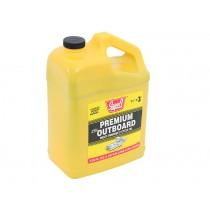 Super S Premium Outboard Multi-Purpose 2 Cycle Oil 3.78L