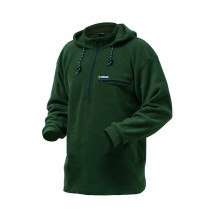 Swazi The Hood Polar Fleece Hoodie Olive