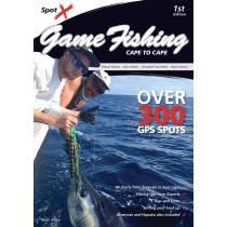 Spot X Game Fishing Book