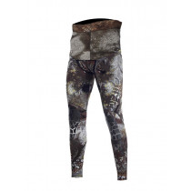 OMER Camu 3D Compressed Mens Spearfishing Wetsuit High Waist Pants 3mm