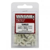 Wasabi Tackle 200-560lb Plastic Thimbles