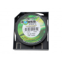 PowerPro High-Visibility Yellow Braid 150yd 10lb