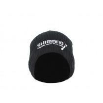 Shimano Knit Fleece Beanie Black