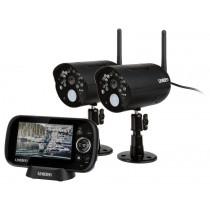 Uniden UDR444 4'' Digital Wireless Video Surveillance System