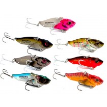 Strike Pro Cyber Vibe Lures 26g
