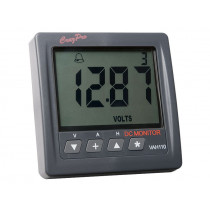 CruzPro VAH-110 Large Display DC Power Management Instrument