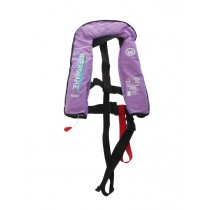 Watersnake PFD Inflatable Life Jacket 150N Child Purple
