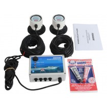 Soanar 2 Channel Electronic Antifouling Unit for Boats up to 14m