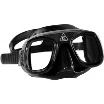 Cressi Superocchio Spearfishing Mask Black