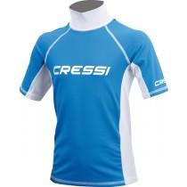 Cressi Junior Short Sleeve Rash Top