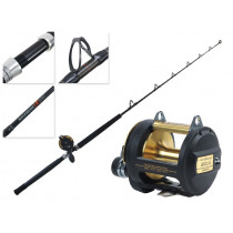 Shimano TLD30 2-Speed and Backbone Elite Roller Tip Game Combo 5ft 7in 24kg 1pc
